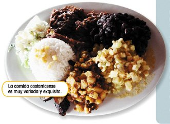 Gastronomía tica (3/5)