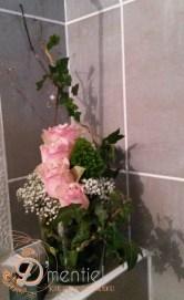 compo roses lièrre