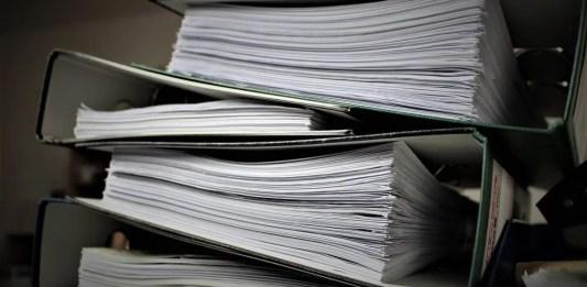classer et conserver les papiers de la famille