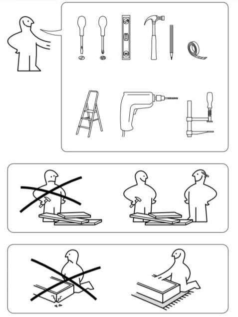 Notice de montage Ikea