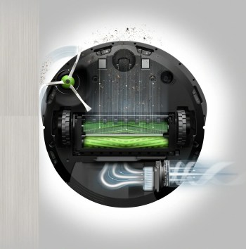 IRobot Roomba I7 aspiration