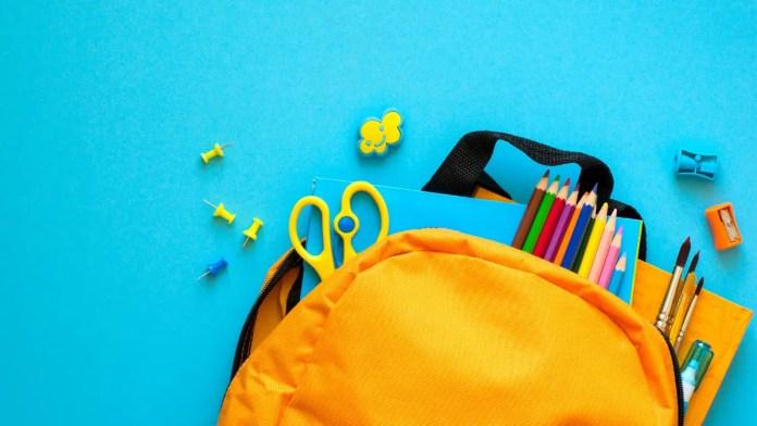 liste de fournitures scolaires
