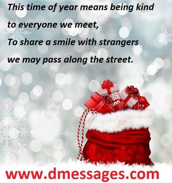 merry christmas quotes to friends