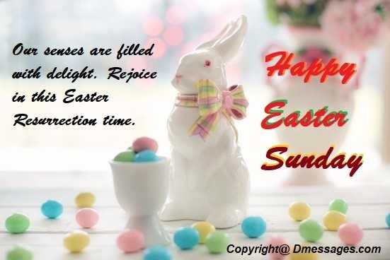 Christian easter card messages