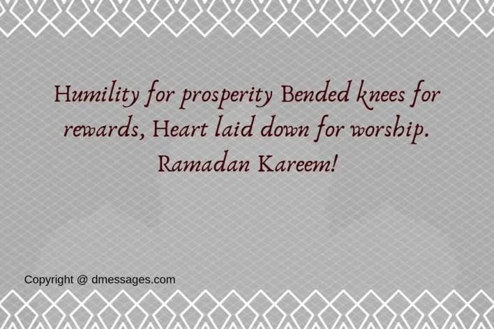 """Ramadan Mubarak Messages"