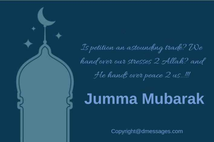 jumma mubarak quote in english