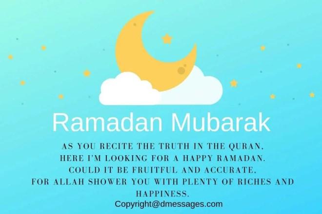 65+ Ramadan Mubarak Text Messages – Ramadan Kareem text