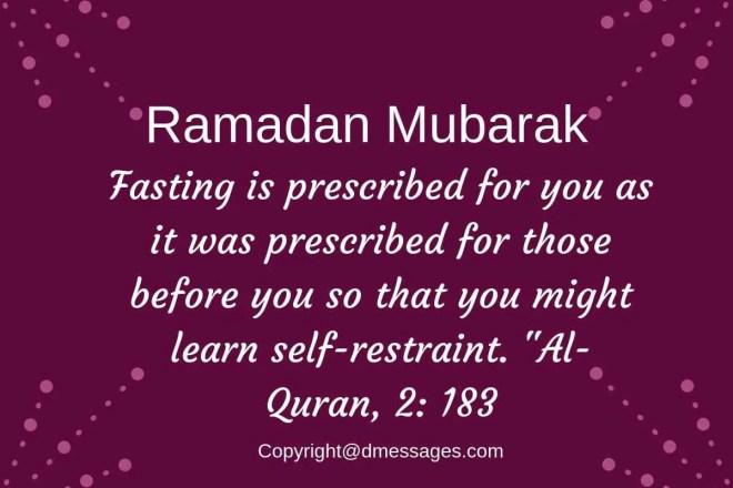 60+ Beautiful Ramadan SMS – Ramadan kareem SMS wishes Images