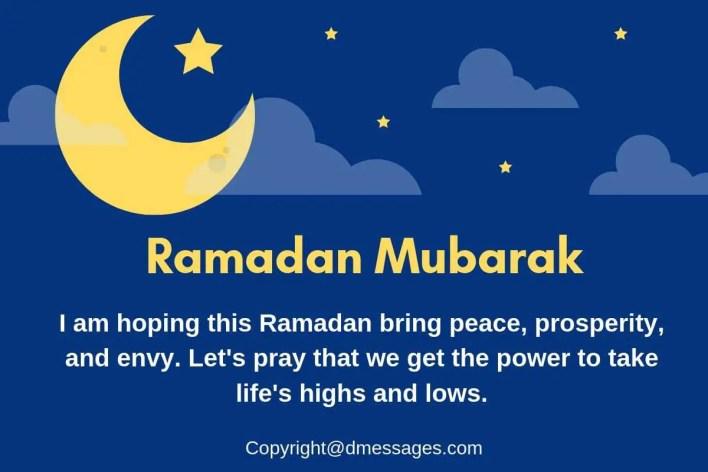 ramadan mubarak greetings facebook