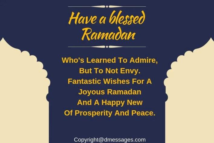 ramadan mubarak wishes in english