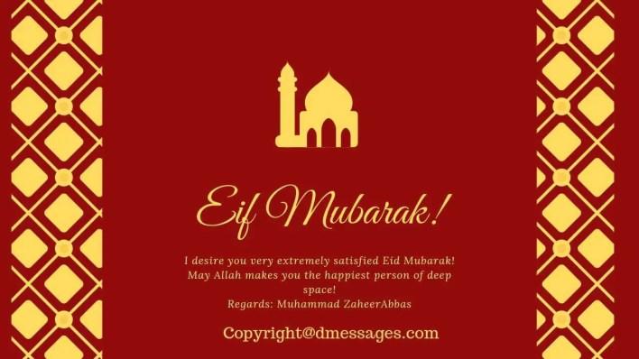 eid mubarak quotations