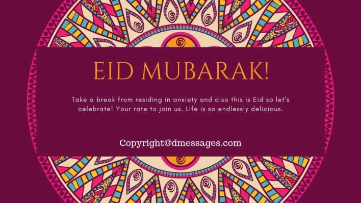 eid mubarak wishes message in hindi
