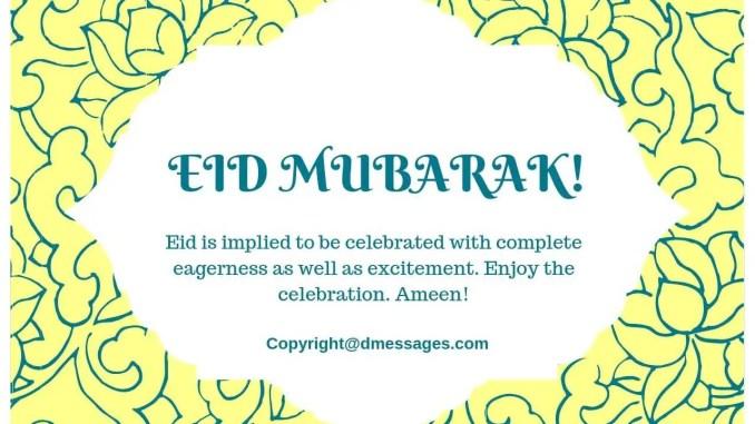 eid status in urdu