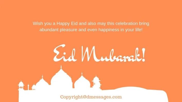 funny eid mubarak wishes in english