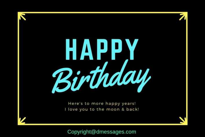 Birthday Wishes For Aunty