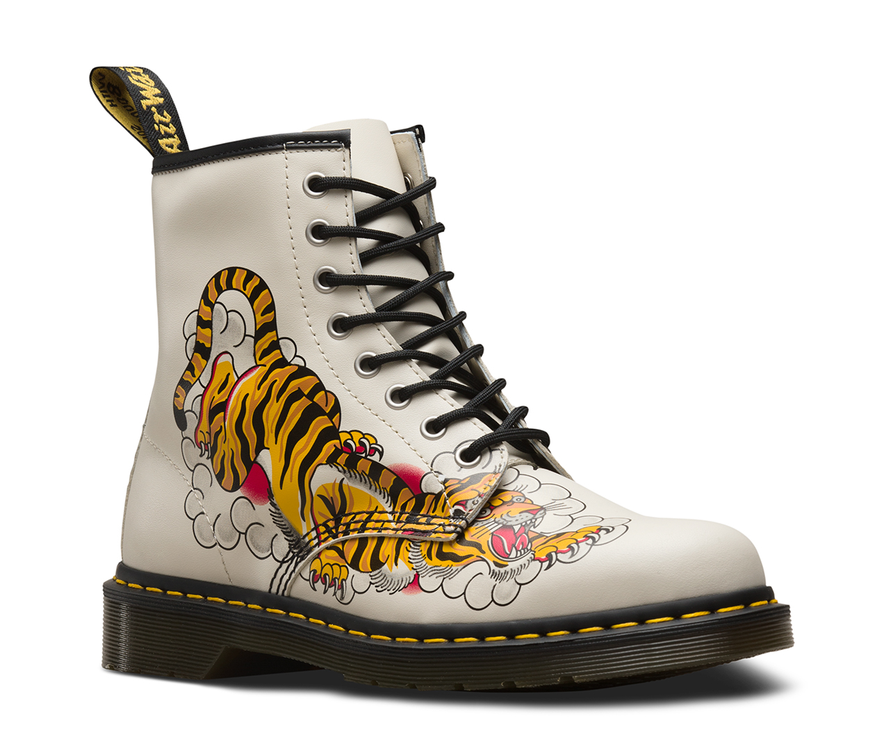 1460 TATTOO GREZ Womens Boots The Official US Dr