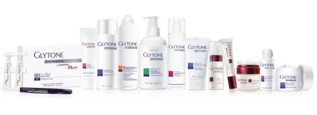 image of glytone products