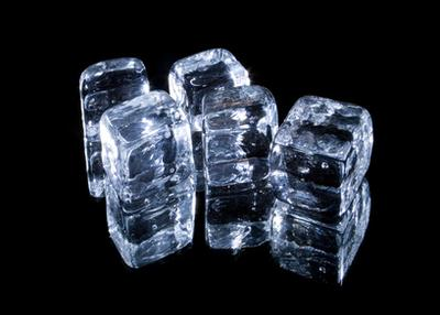 Using Dry Ice To Treat Acne