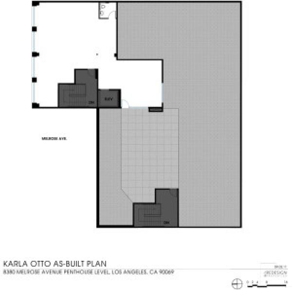 Melrose-Ave-As-Built-Plan