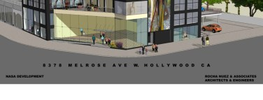 8380 Melrose Avenue