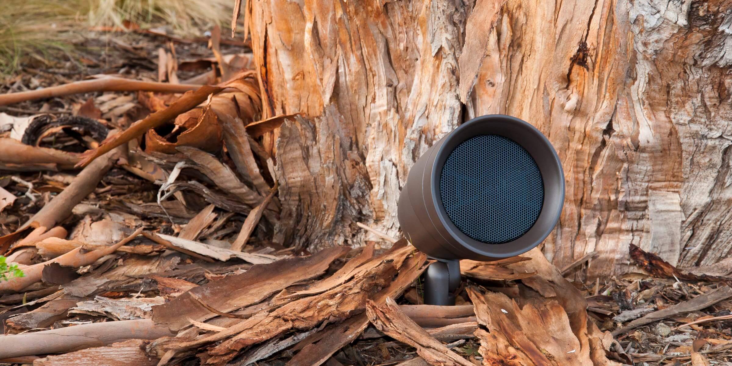 Residential Landscape Speaker System