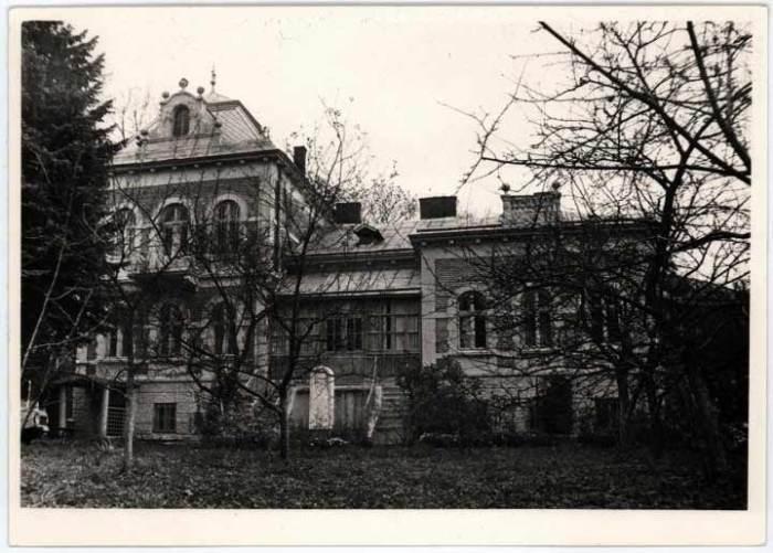 Будинок Грушевських 90-ті рр. ХХ ст.