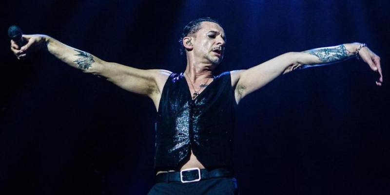 Depeche Mode live in Berlin - 17.01.2018