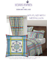 SPA-PLAID-WITH-MEDALLION