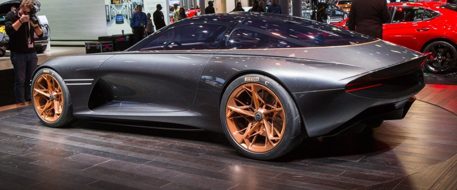 Genesis Stuns New York With Essentia Supercar Concept   CarBuzz