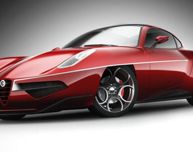Touring Superleggera To Debut St Century Alfa Romeo Disco Volante Carbuzz