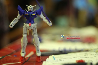 Gundam Caravan Tour, Assembled Kit