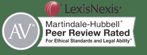 Martindale-Hubbell AV Rated logo