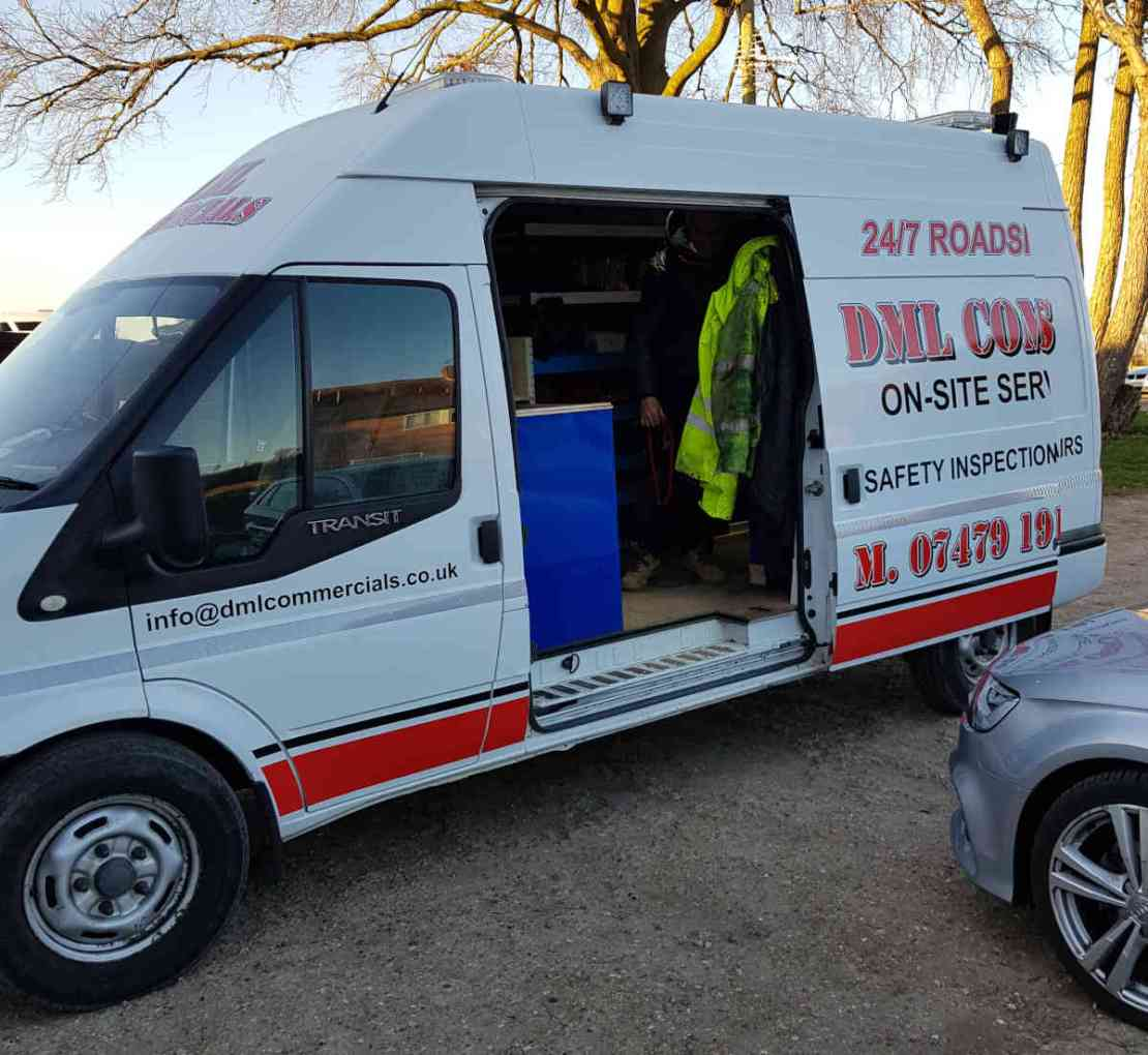 HGV Service - Mobile Commercial Truck/Trailer, Lorry & Horsebox Servicing