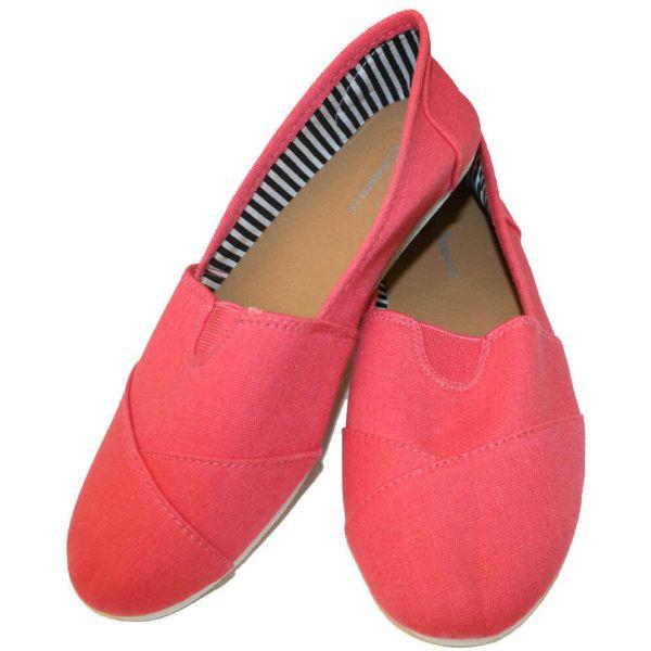 Women Flip Flop - Canvas Shoes