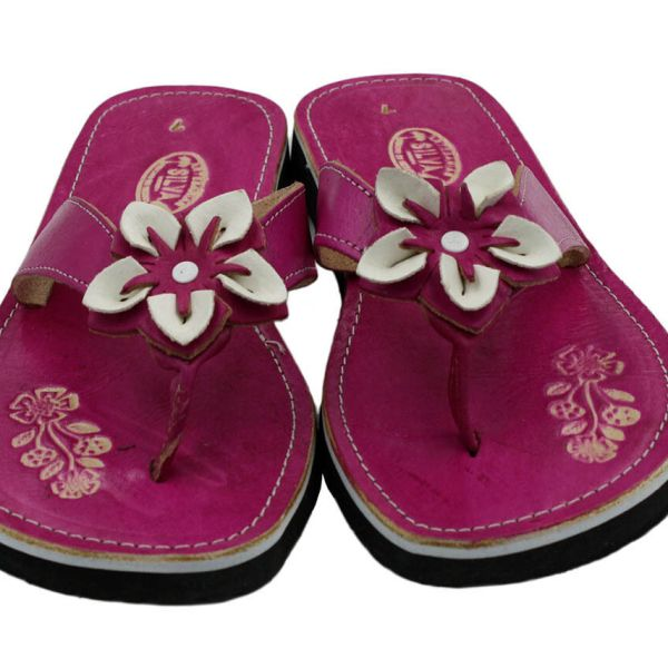 Leather Mexican Design Sandals