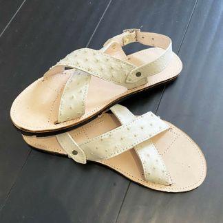 Men's Traditional Cruzado Sandals