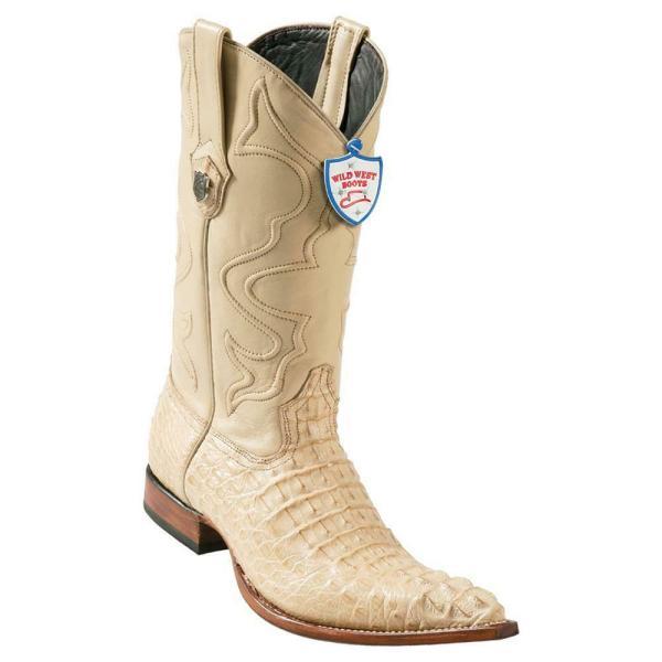 Men Wild West Boots