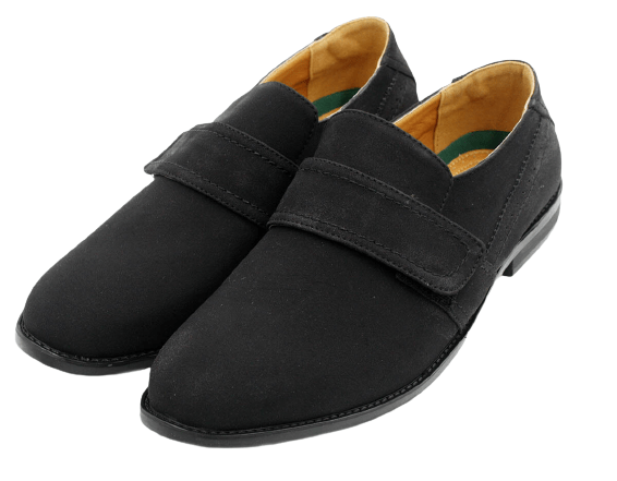 Men's Black Slip on