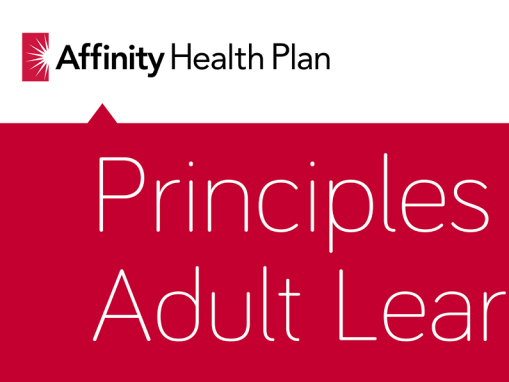 Principles of Adult Learning Poster