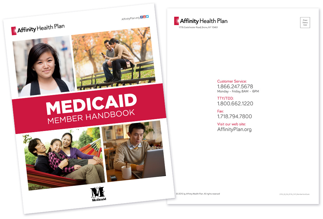 AffinityMedicarePlan.org Plans Pages