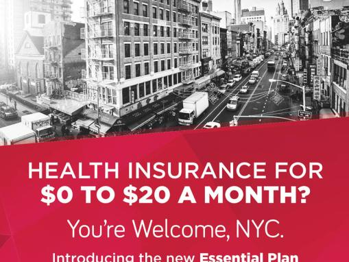 Affinity Essential Plan NY Post Full Page Ad