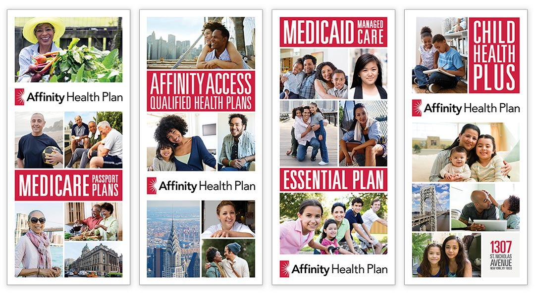 Affinity Health Plan Retail Stores - Sunset Park Product Boards