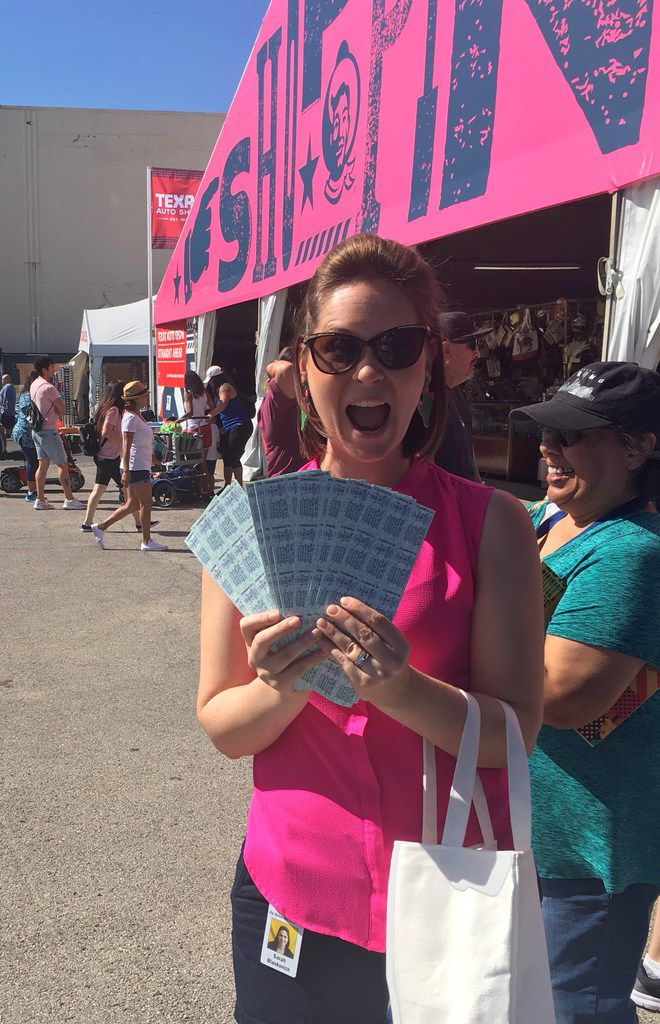 Don't try this at home: Purchasing every Big Tex Choice Awards finalist at the State Fair of Texas would cost $107.50. Sarah Blaskovich and a team of 10 taste testers did the expensive (and gut-busting) work for you.