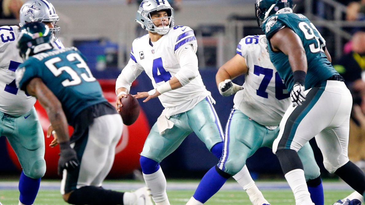 Eagles-Cowboys preview: With NFC East division lead on the line, will  Philadelphia extend Dallas' losing streak?