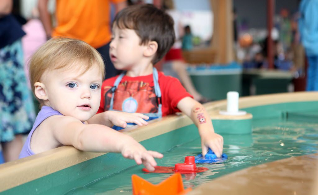 Where To Find The Best Indoor Play Places In Dallas Fort Worth