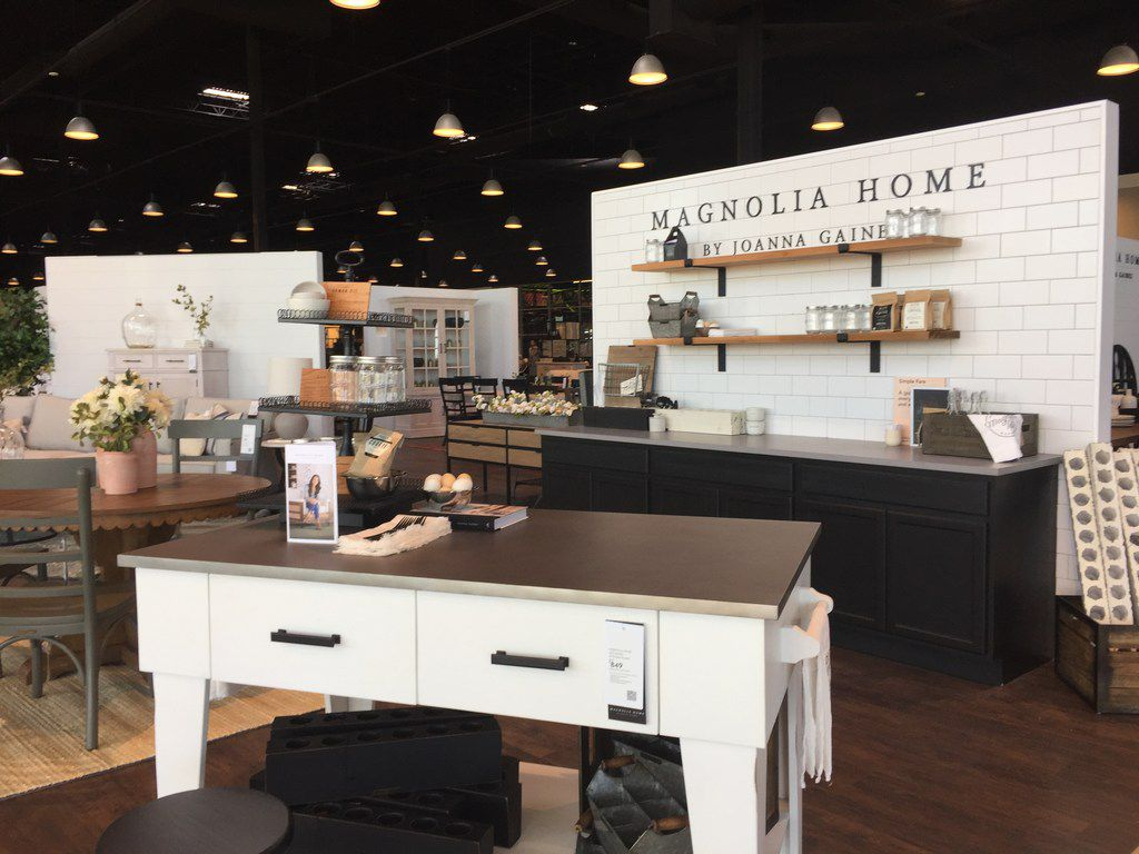 Retail Therapy Living Spaces Opens In Grand Prairie With Magnolia