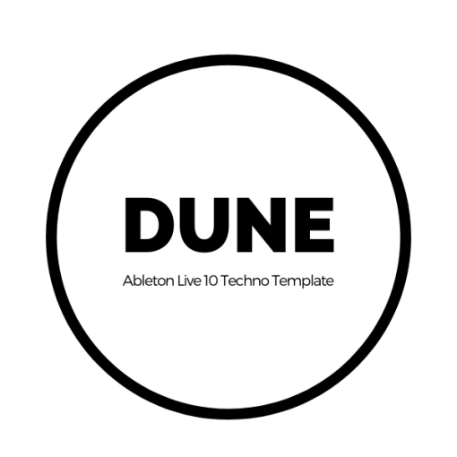 Dune - Ableton Live 10 Techno Project Template
