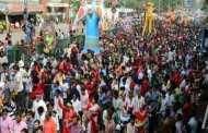 এই প্রথম কলকাতার রাস্তায় ১ লা বৈশাখের মঙ্গল শোভাযাত্রা