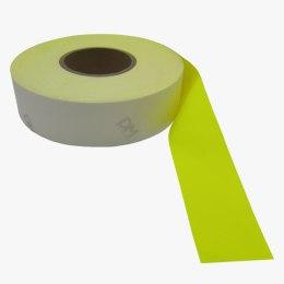 Faixa Amarela Fluorescente Antichama