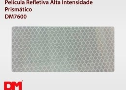 Película Refletiva DM Alta Intensidade – Prismático DM7600